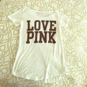 Love Pink sleep shirt sz M